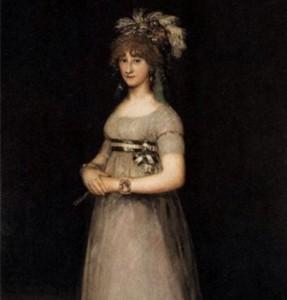 Goya, MariaLuisadeBorbon