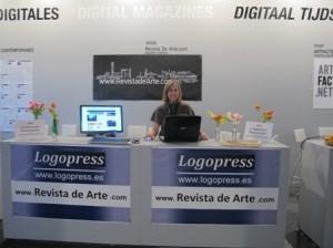RevistaDeArte.com en ARCO 2912