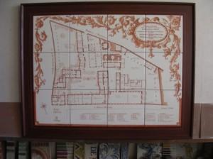 Plano fábrica de Talavera