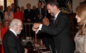 Premio Cervantes Caballero Bonald