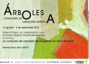 Concurso para artistas en el  Museo Esteban Vicente