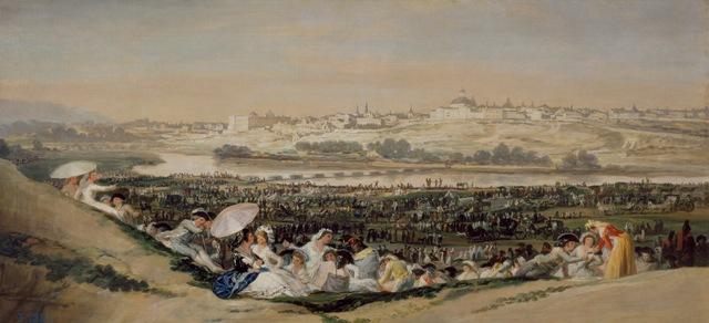 LapraderadeSanIsidro,Goya.MuseodelPrado