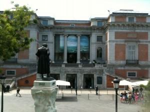 Museo del Prado Entrada Goya - LOGOPRESS