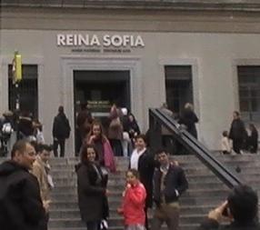 MuseoReinaSofía,Entrada,Visitantes. LOGOPRESS Revista