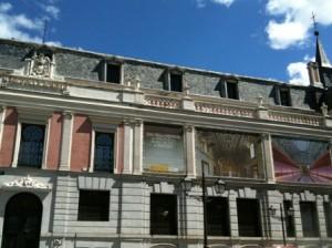 Salón de Reinos del Palacio del Buen Retiro de Madrid  - LOGOPRESS