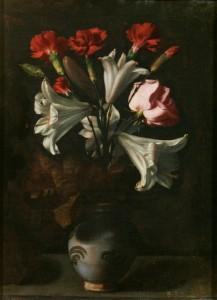 1 Florero.Juan Fernández ''el Labrador''- Museo del Prado