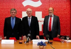 Instituto Cervantes. Firma acuerdo