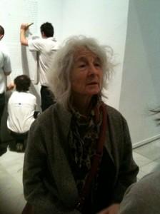 Museo Reina SofIa-PERFORMANCES-Simone Forti-1961 La expansión de las Artes- LOGOPRESS (9)