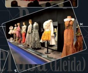 Trajes papel- Museo Mollerussa, LLeida- expo. Imprenta Municipal Madrid
