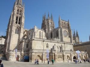Catedral de Burgos, Patrimonio de la Humanidad