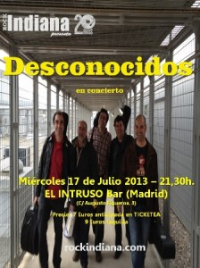 Grupo Musical Desconocidos