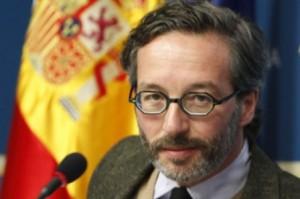 Bajo el título 'El Patrimonio Documental en Internet', José María Lasalle inauguró la primera jornada de estas características que se celebra en España