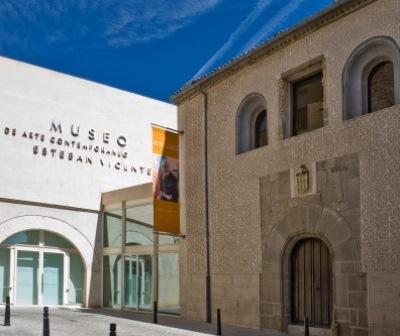 Museo Esteban Vicente, Segovia