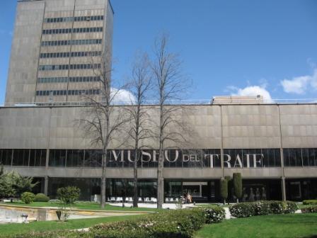 Museo del Traje -LOGOPRESS