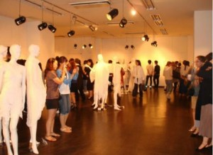 Colección Punto tradicional. Centro Cultural Coreano en España.
