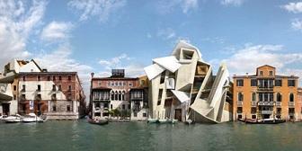 05) Giustinian Lolin (2011) Caja de luz_Serie Venecia. Las horas claras