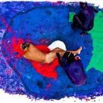 9 infinito, Abajo Izquierdo, Cartel Galería Alicia Rey