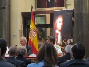 """El ministro de Defensa, Pedro Morenés Eulate, inaugura en el Museo Naval la exposición """"Blas de Lezo, el valor de Mediohombre"""""""