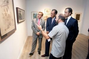 """""""Grabadores Artesanos de la Comunidad de Madrid"""" reúne una muestra de grabados elaborados mediante diferentes técnicas"""