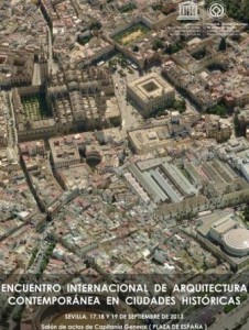 Encuentro Intal Arquitectura Contemporanea Sevilla