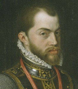 Felipe II-Antonio Moro
