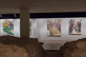 Fernando Almela. Exposición en el IVAM