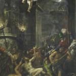 Martirio de San Lorenzo,Tiziano Vecellio