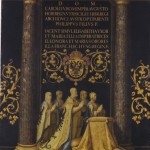 Retrato de carlos V y su familia. Cenotafios de El Escorial, Juan Pantoja de la Cruz