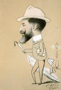 Caricaturas Lázaro Galdiano