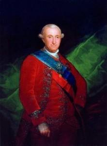 Carlos IV Goya