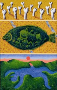 Fátima Otero Derailed Sea - Phillip West