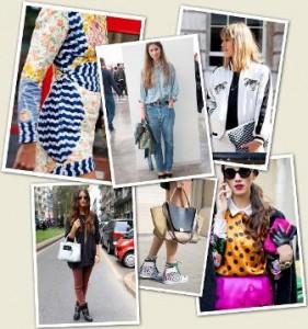 Glamour Street Fashion Show El Corte Inglés
