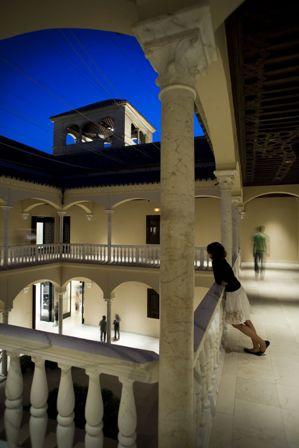 Museo Picasso de Málaga. La Noche de los Museos