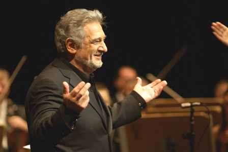 Plácido Domingo, 2007