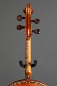 Stradivarius, Palacio Real, Patrimonio
