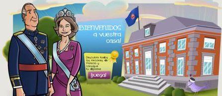 Casa Real para niños