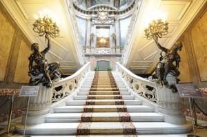 Escalera Casa de América