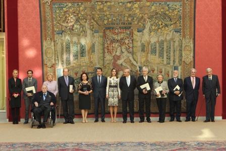 Medallas Bellas Artes