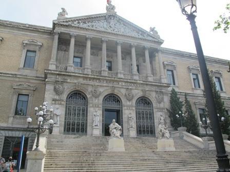 Biblioteca Nacional - LOGOPRESS