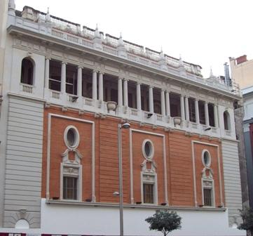 Palacio de la Música en Madrid
