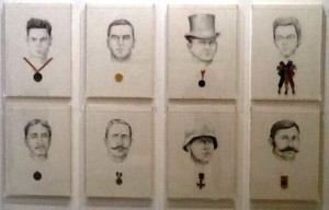 Premio ARCO Comunidad de Madrid, Andrea Canepa, Galería Rosa Santos