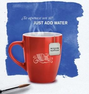 Un té con Arte by Winsor & Newton en ARCOmadrid 2014