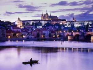 Prague_river