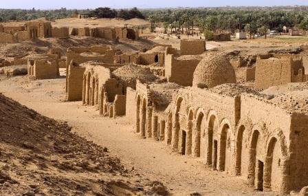 Turismo de egipto lanza una aplicaci n m vil para conocer for Arquitectura de egipto