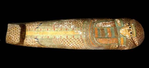 turismo egipto, descubrimiento sarcofago,p