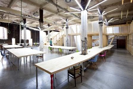 Factoría Cultural 1. Foto de Simona Rota