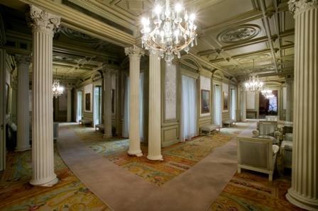 Seis palacios de madrid abren sus puertas a los visitantes for Ministerio del interior san isidro