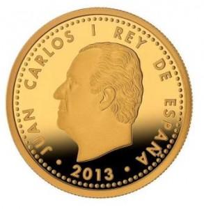 Moneda 100 euros