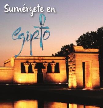 Eventos culturales Egipto