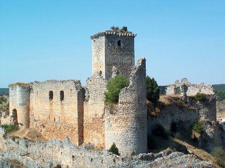 Castillo de Ucero Soria